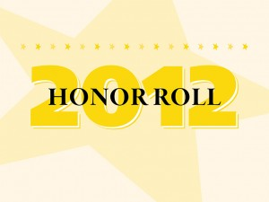 CA Business Honor Roll 2012
