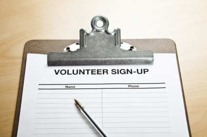Volunteer Signup