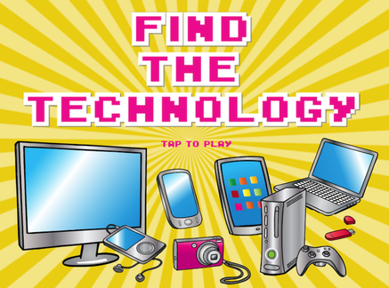 find the technology