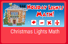holiday lights math