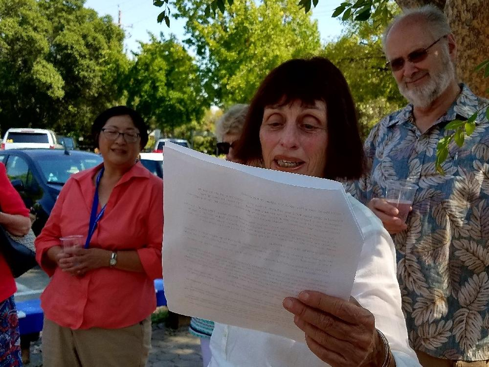 Past and present Sequoia Teachers gather to honor Willowdean Brown