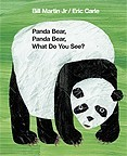 Cover of Panda Bear, Panda Bear by Eric Carle