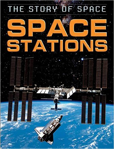 Cover of book Space Stations