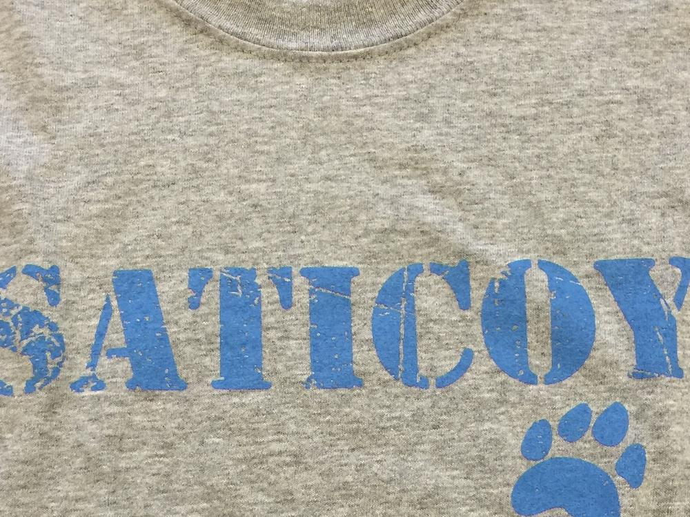 Buy your Satiicoy Spirit Wear Today! Order form in the Main Office.