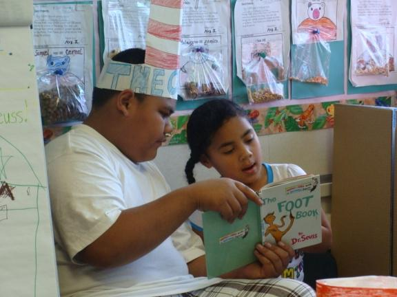 Dr Suess Day 2012