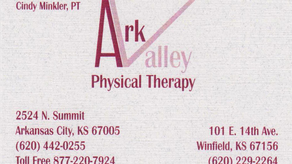 2016 Ark Valley Physical Therapy edit