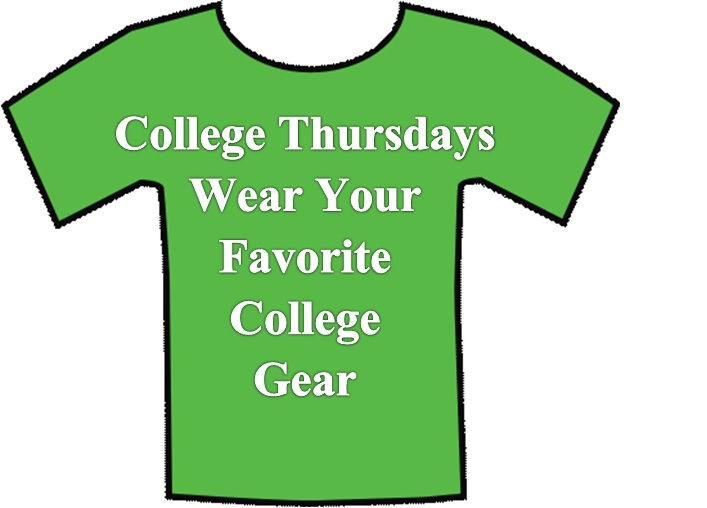 College Gear Thursdays