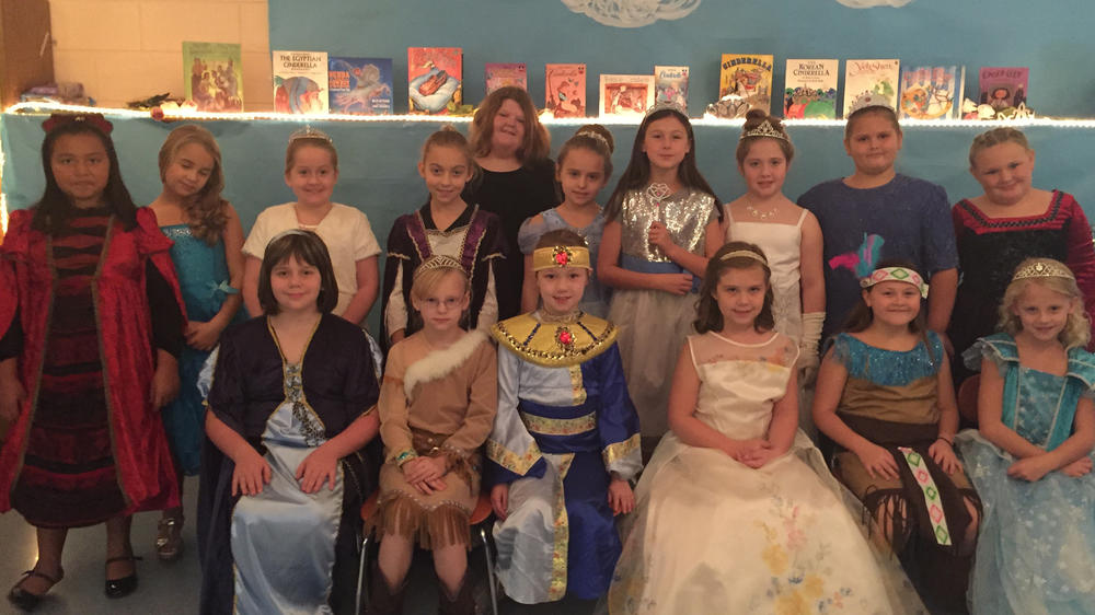 pictures from the 2016 Fairytale ball