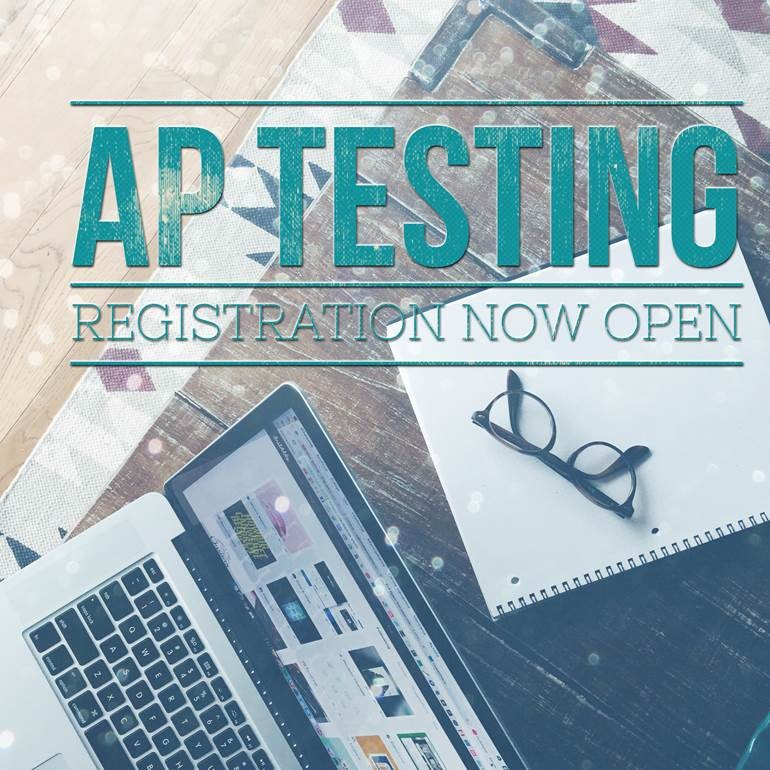 AP Testing and Registration