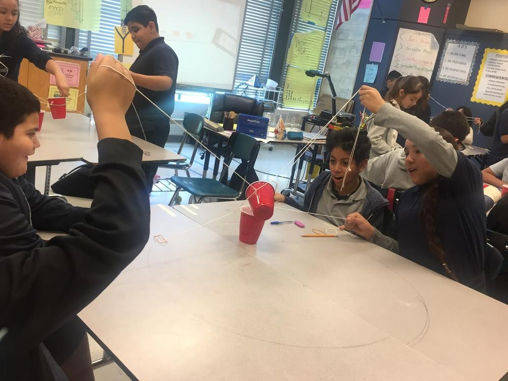 p Toxic Popcorn Project with Mr. Nelson, 6th Grade Science p