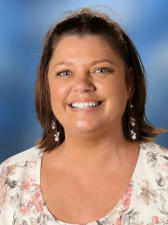 Photo of Ms. Maguire - fourth Grade teacher