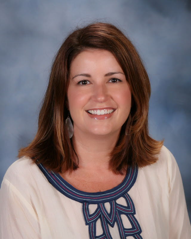 Principal Christy Glaser