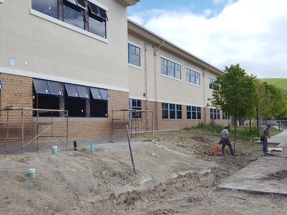 Dougherty Valley HS Classroom Building Addition