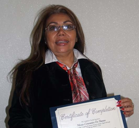 4 Cert of completion Maria Hanna