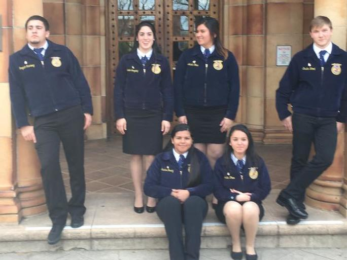 So proud of Tulelake FFA and the community!!! Another 7 state FFA degrees added  to our history!!! Tim Brown