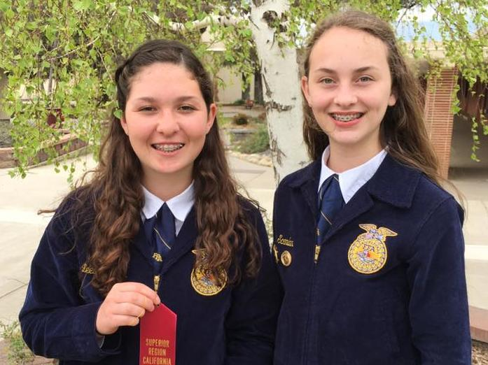 Way to go girls at regional speaking!!!! Leea placed 5th high in creed!  Excellent job young ladies Tim Brown