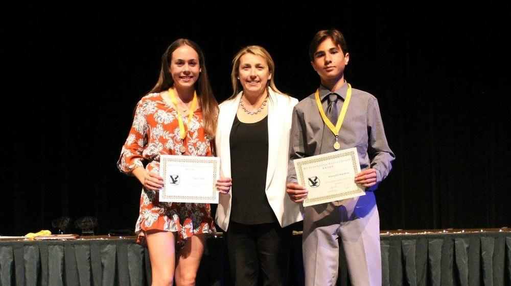 TMS Awards Night - Most Outstanding Citizens