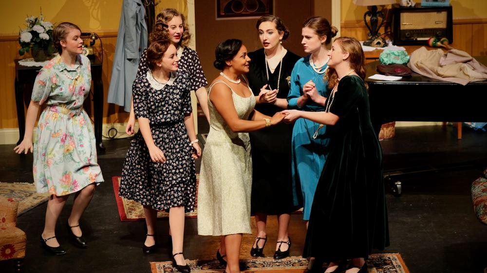 THS Drama Department s production of Stage Door