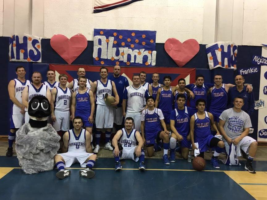 Congratulations Alumni Teams you have won bragging rights for another year!!!  Tulelake Booster Club