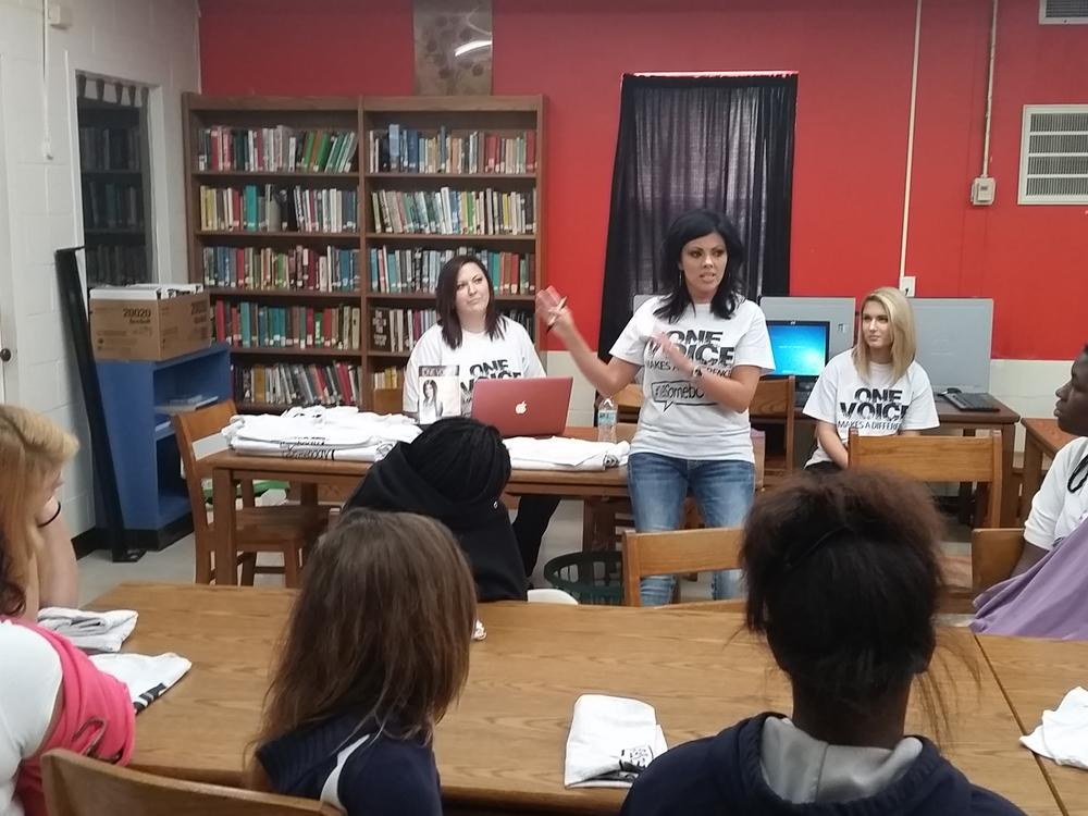 Community partners with TLC students