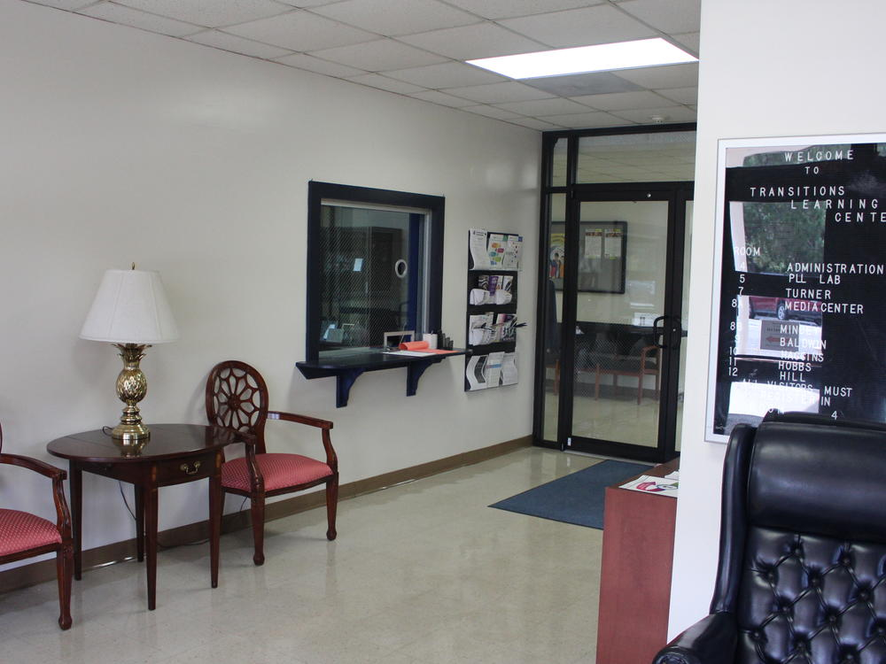 Transitions Learning Center administrative offices