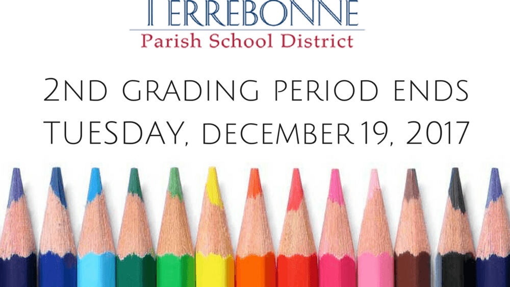 12-19-17 - 2nd grading period ends