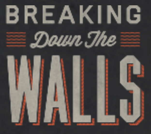 Breaking Down the Walls logo