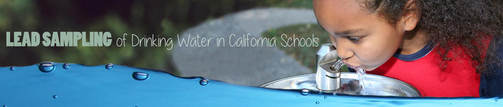 girls drinking water in California schools