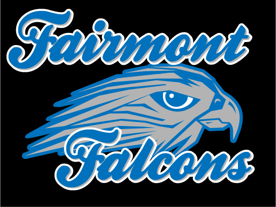 fairmont falcons mascot
