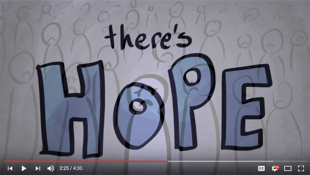 There s Hope video