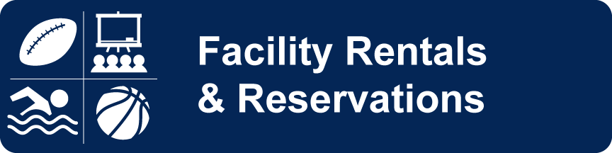 facility rental and reservations