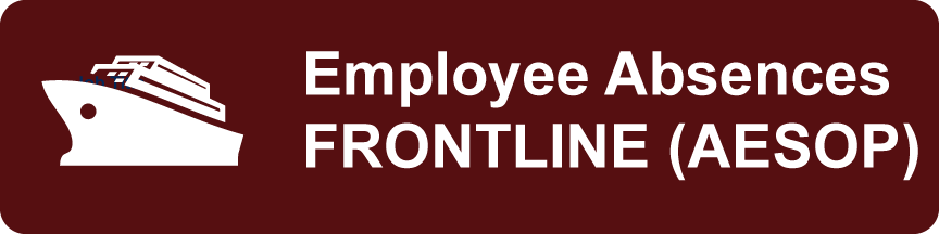 Employee absences Frontline or AESOP