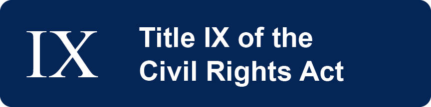 title nine of the civil rights Act