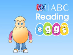 Reading Eggs website