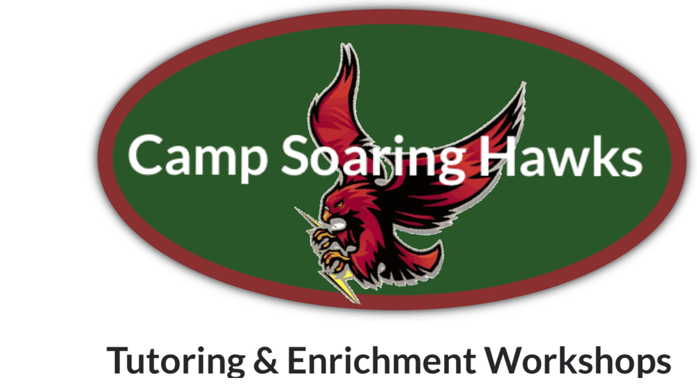 Camp Soaring Hawk Logo
