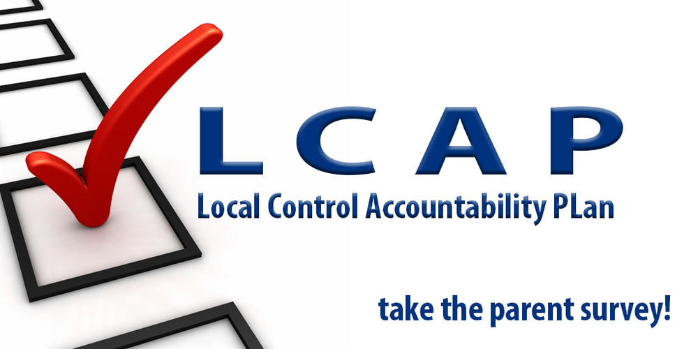 LCAP parent survey logo