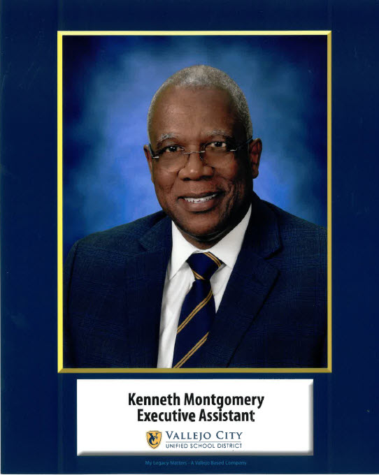 Kenneth Montgomery, Executive Assistant