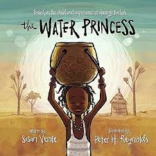 The Water Princess book