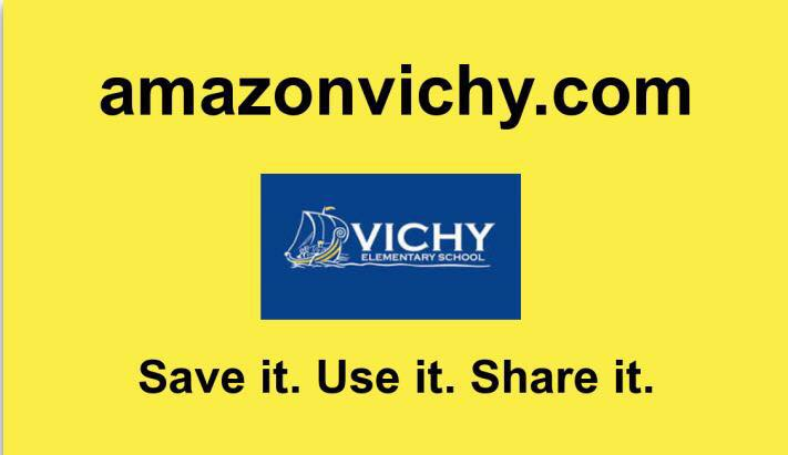 amazon for Vichy