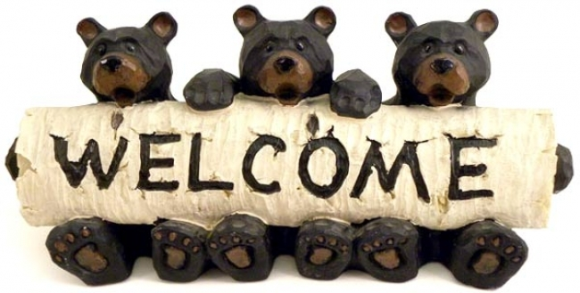 Welcome Bears
