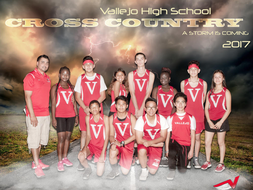 Vallejo Cross Country 2017 810 7962