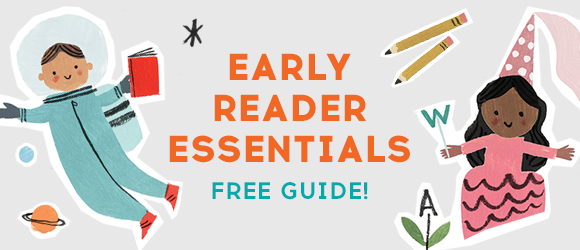 Early Reader Essentials Free Guide
