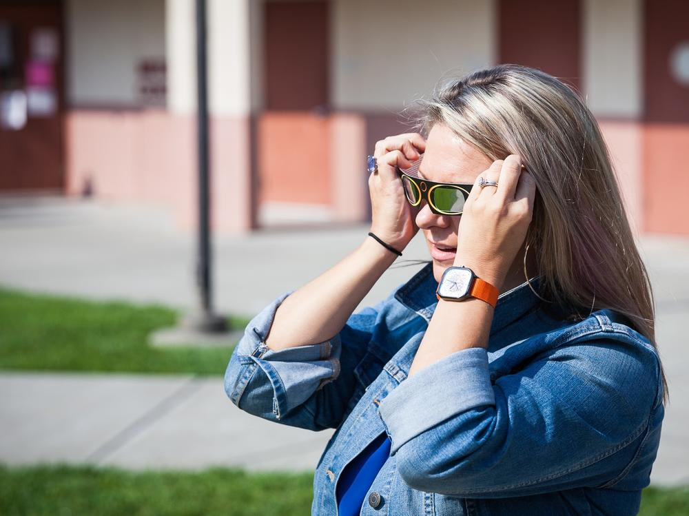 Eclipse Viewing Stalter