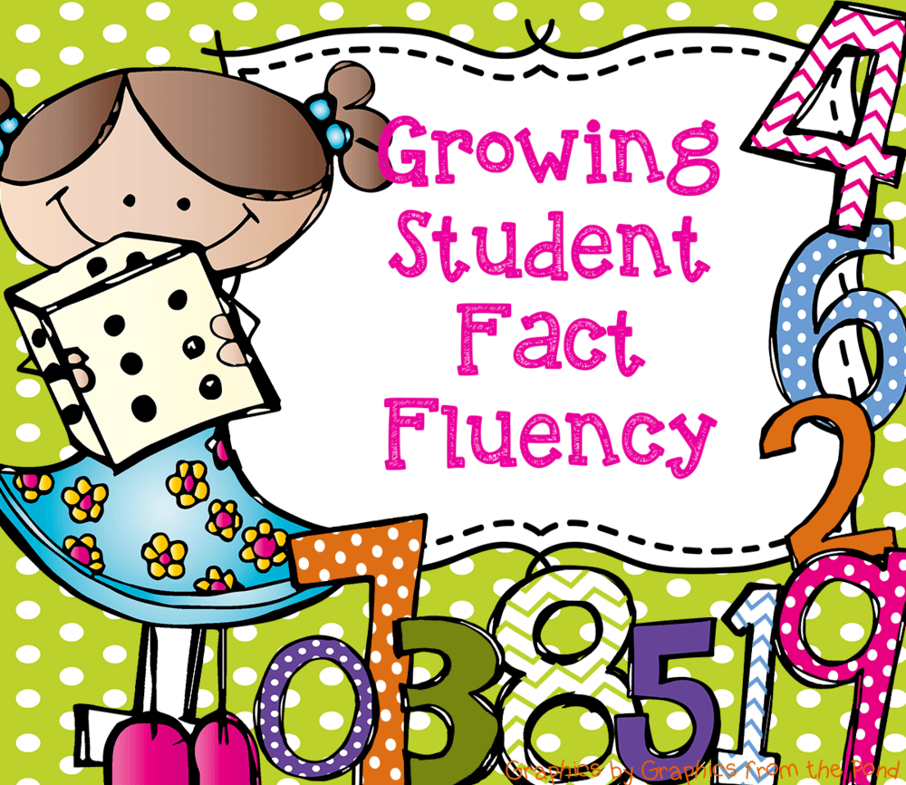 growing fact fluency