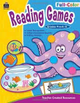 reading games first