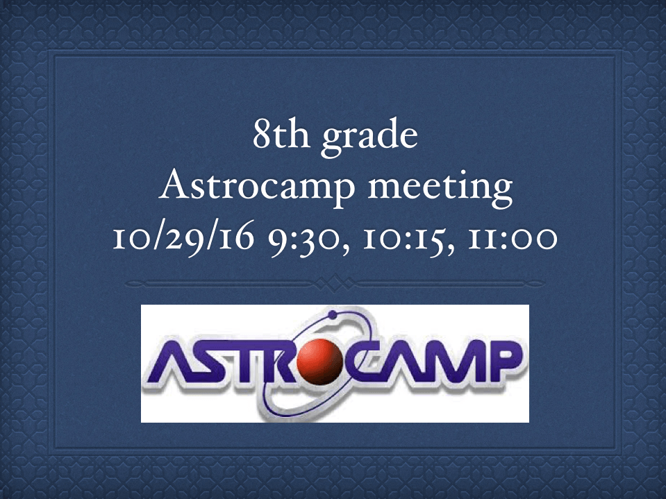 astrocamp