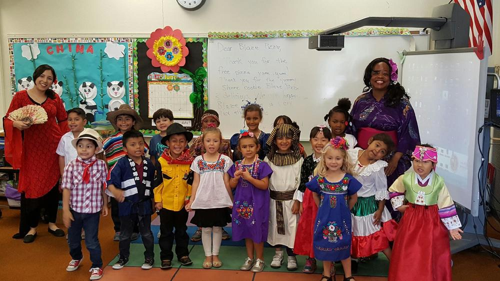 multicultural day