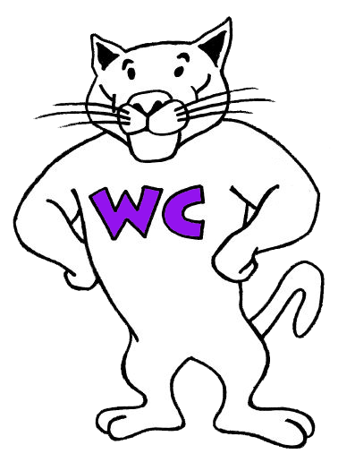 Walnut Canyon School cartoon mascot