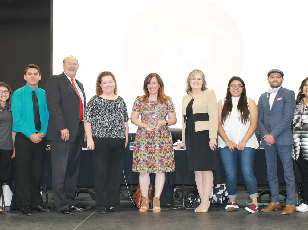 It was a night of recognition and celebration as the Board honored all of the  Classified Employees, Teachers, and Administrators of the Year! Guests were on  hand to share in the celebration of these amazing people!
