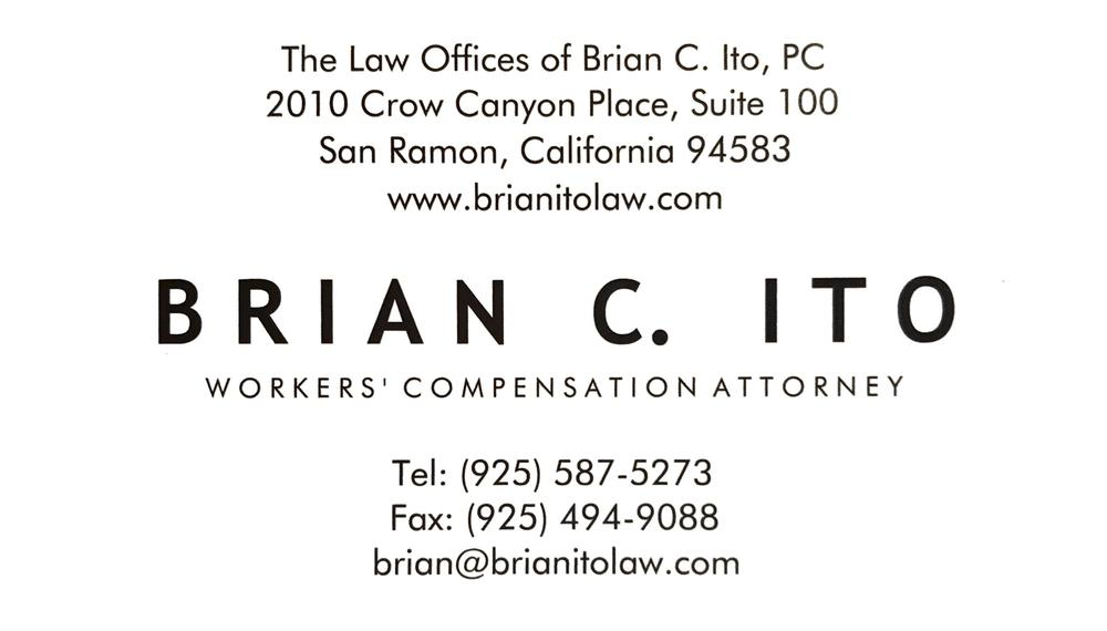 The Law Offices of Brian C. Ito